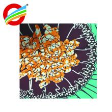 Venda por atacado barato quente super tecido de impressão de cera africano