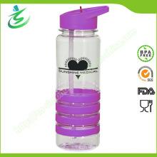 700ml Hot Sales Tritan Straw Cup, Water Bottle