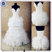 JJ3571 сексуальная раффлед органзы удалить юбка свадебное платье съемная юбка