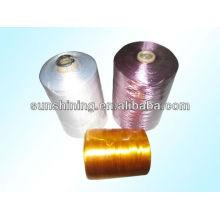 Filet de filament viscose à indice de fil brillant 150D