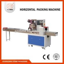 Upper paper feeding plastic bag heat sealing machine, Pillow horizontal plastic bag heat sealing machine