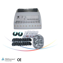 Máquina de masaje de estimulación eléctrica bio current EMS