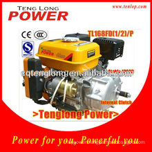 China Small Gasoline Engine with Clutch TL168F