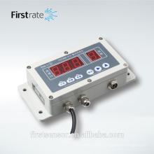 FST200-211 Control de alarma de velocidad del viento del sensor de velocidad del viento con pantalla