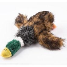 Brinquedo bonito da voz do animal de estimação do brinquedo do cão de estimação da forma do pássaro para o brinquedo chinês do filhote de cachorro da fonte do cão