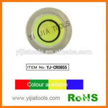 smallest spirit level with ROHS standard YJ-CR0855