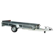 Remolque de caja para transporte de carga
