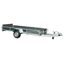 Box Trailer For Cargo Transport