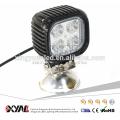 Farol Offroad do trator de SUV UTV do carro do diodo emissor de luz da lâmpada 40W do trabalho do diodo emissor de luz