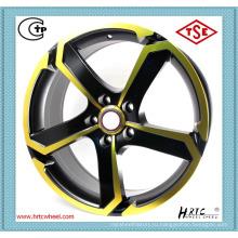 Прочная конкурентоспособная цена 19-дюймовые легкосплавные диски 19 дюймов 5X120 производства Китай