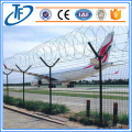 Airport and prison mesh panel fencing