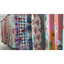 Woven Polyester Printed bed sheet Fabric,Microfiber  Fabric
