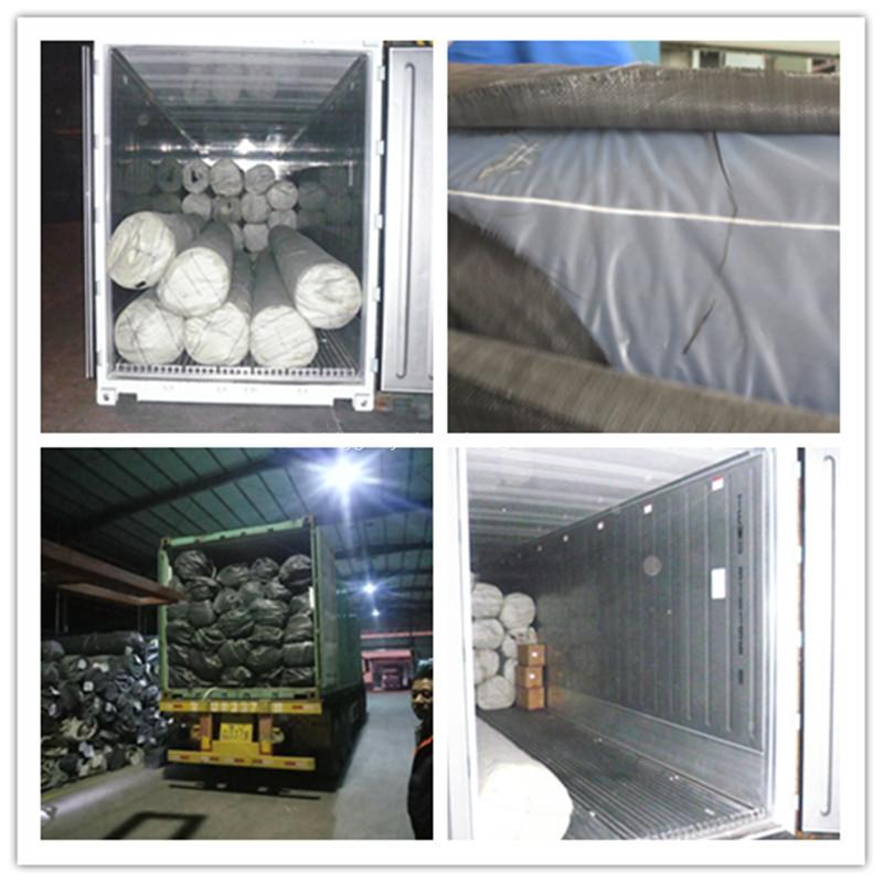 HDPE Geomembrane Welding