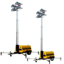 Portable Generator Light Tower 12.5kva
