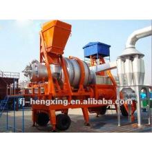 Venta caliente QLB40 Mezclador de asfalto móvil Planta mezcladora de betún