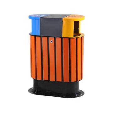 Compartimentos de madeira de aço inoxidável com venda quente (B10330)