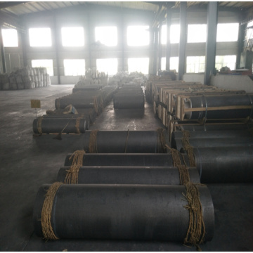Arc furnace RP nipples anti-Oxidation graphite electrode