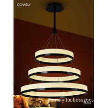 Gorgeous Decorative LED Pendant Lamp with good CCT and craft