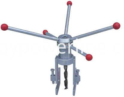 Hand Operated Angle Steel Drill