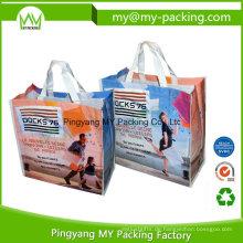 Made in China Einkaufstasche, gewebte Tasche PP