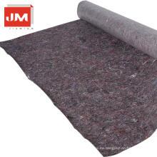 buenos productos !! tela de fieltro alfombra de pintura en movimiento