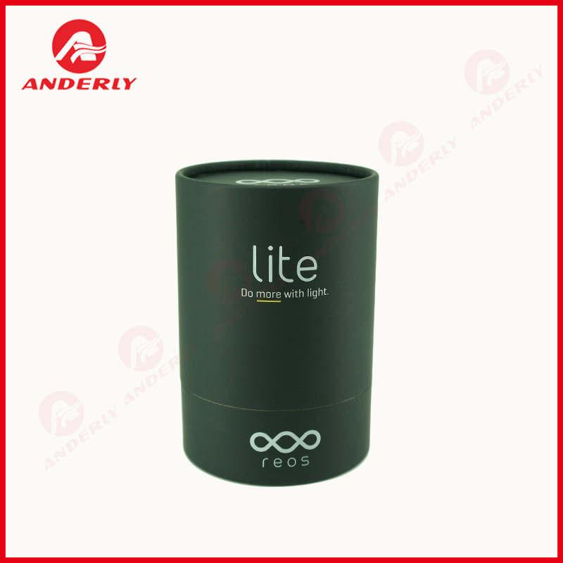 Electronic Product Packaging Rigid Round Paper Tube