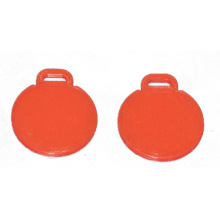 Orange Silicone Rubber Gaskets Sealing