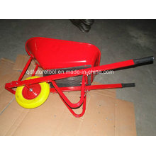 Manufacturer of Wheel Barrow with PU Wheel