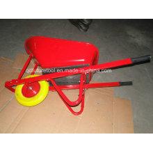 Fabricante de carrinho de mão com roda de PU