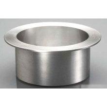 BS 1387 Aluminium 5052 Stumpfende