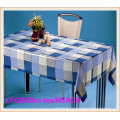 Practical Fashion PVC Printed Transparent Tablecloth for Home