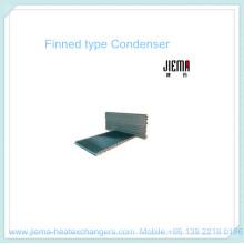 Condensateur à finition