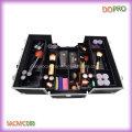 Черный ABS поверхности красоты Дело Большой профессиональный косметический чемодан (SACMC088)
