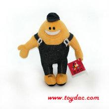 Plush Potato Doll