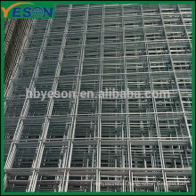 3x3 galvanized welded wire mesh panel