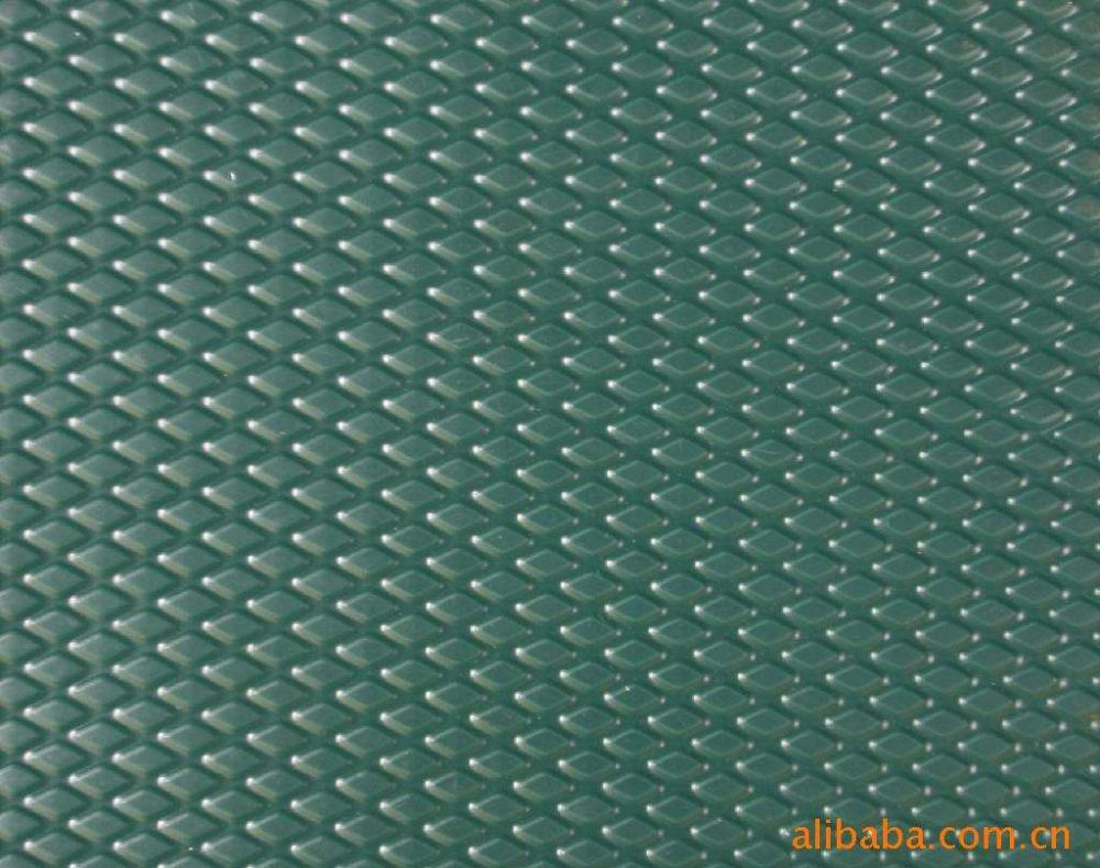 Diamond embossed aluminum sheet plates