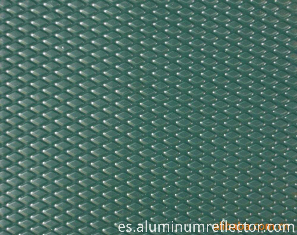 embossed aluminum products