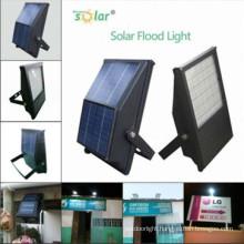 Hot-sale CE modern outdoor solar flood lighting garden led spot light(JR-PB001)