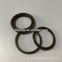 Excavator glyd ring piston seal SPGO type
