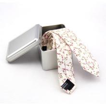 Ensembles de cravate de cou de soie pure à bas prix pour les hommes d'affaires