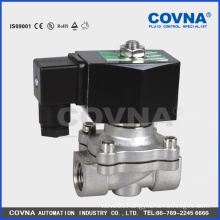 2W21 threaded 2 ways stainless steel check valve