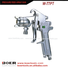 Pressure Feed Spray Gun used on paint tank DP pump W77PT