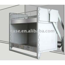 Aufzug-Schublade-Korb