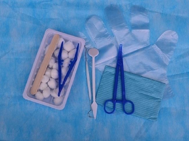 Dental Instrument Oral Care Kit
