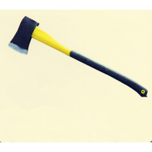 Axe with Plastic-Coating Handle (SD090)