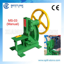 Ledgestone Splitting Machine for Natural Face