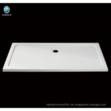 Rechteck Acryl Duschwanne, Badezimmer Duschwanne