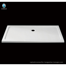 Rectangle acrylic Shower tray, bathroom shower base