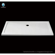 Прямоугольник акриловый поддон для душа, ванная комната душ базы