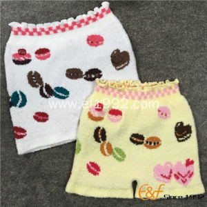 Macaron Pattern Design Kids marshmallow Home Wear Pants